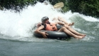 extreme tubing on the nile